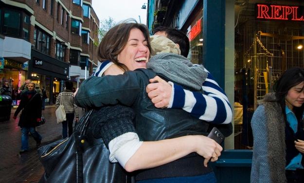 Blameless Hugging