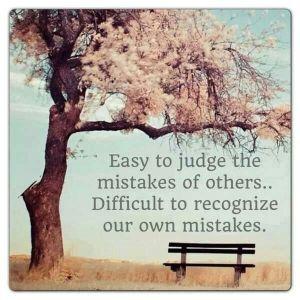 Blameless Judge