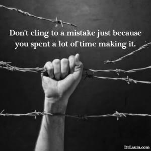 Blameless Mistakes