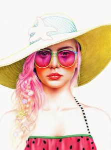 Blameless Rose Colored Glasses