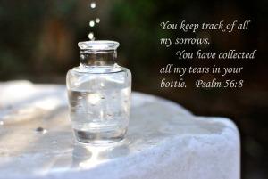 Blameless Tears Bottle