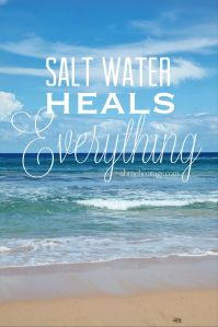 Blameless Beach Healing