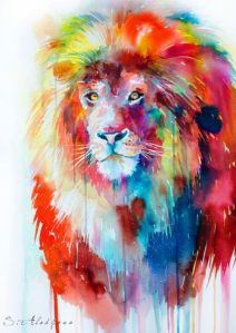 Blameless Lion