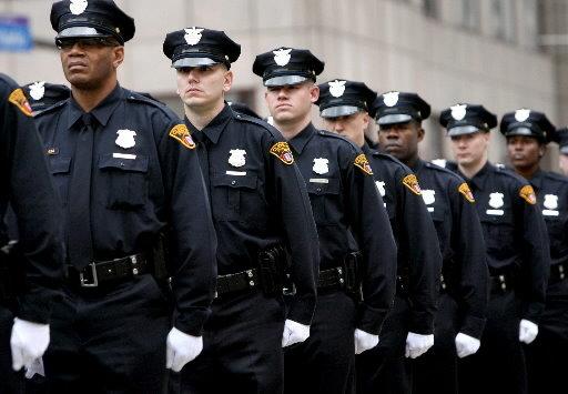 Blameless Police Officers