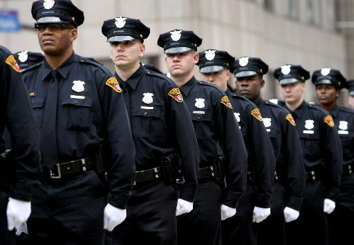 Blameless Police Officers