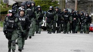 Blameless Police SWAT