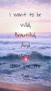 Blameless Wild, Beautiful, Free
