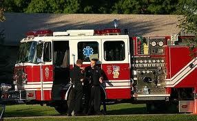Firemen Train