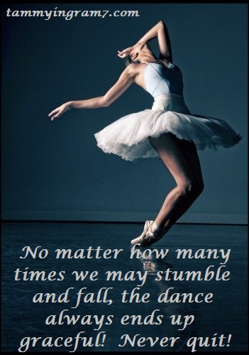 Blameless Dance Never Quit