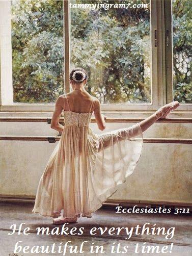 Blameless Ballet 3.11