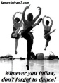 Blameless Ballet Follow