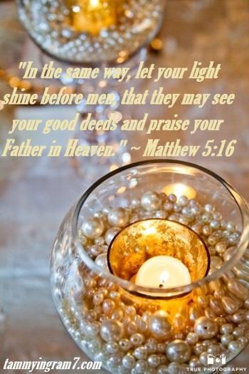 Blameless Matthew 5.16