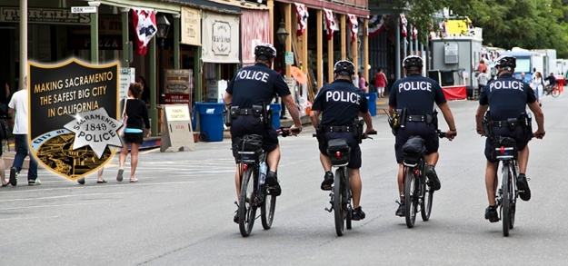 Blameless Police Sacramento