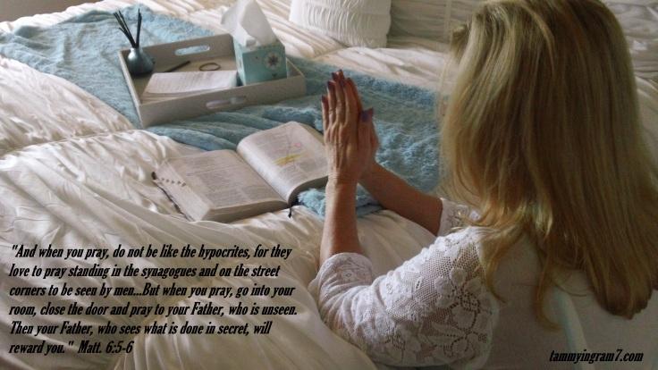 Blameless Prayer 1.1