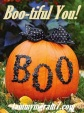 Blameless Pumpkin Boo 1