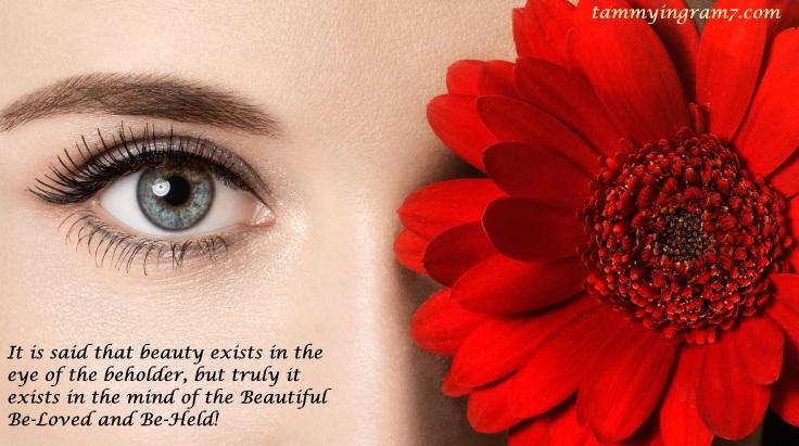 Blameless Beautiful Be-Held