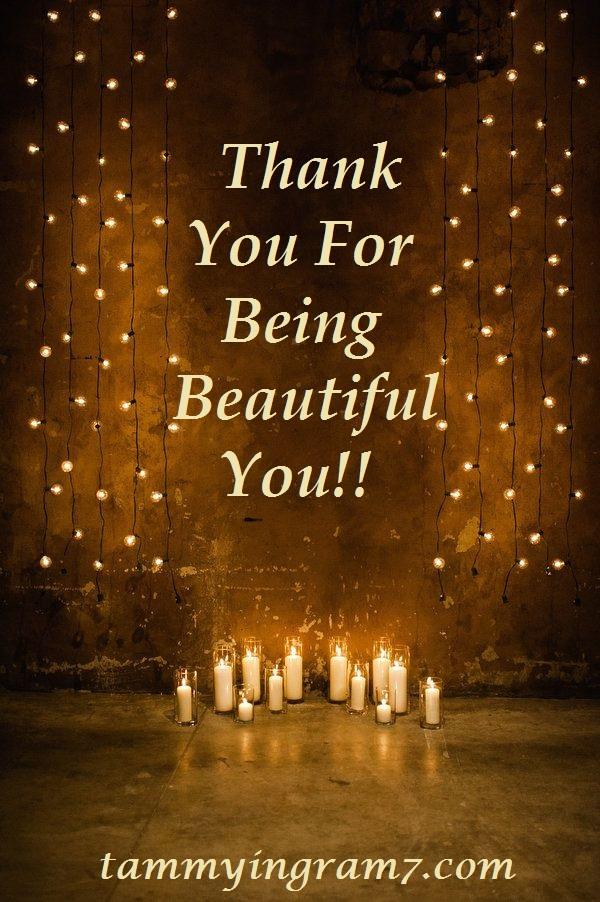 Blameless Gratitude Wall Beautiful You