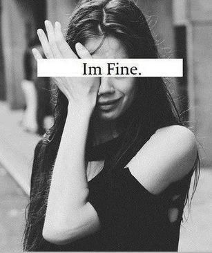 Blameless Depression I'm Fine