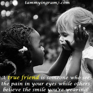Blameless True Friends 1