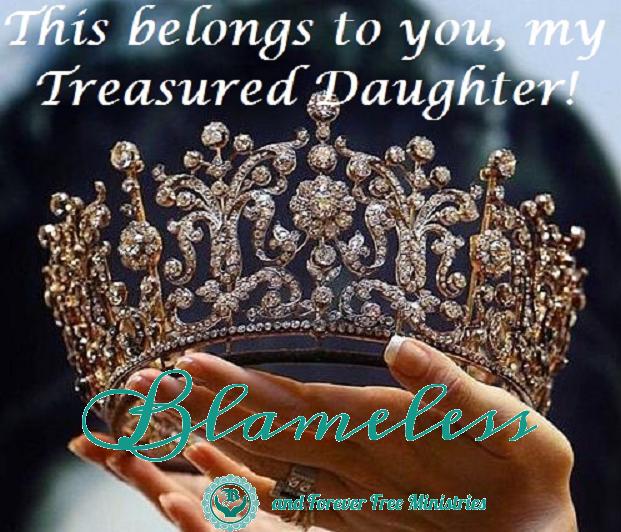 Blameless Crown Tiarra 7