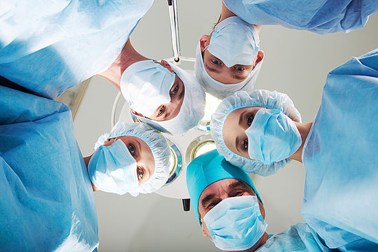 Blameless Nurses and Doctors