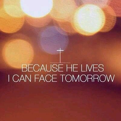 Blameless Because He Lives