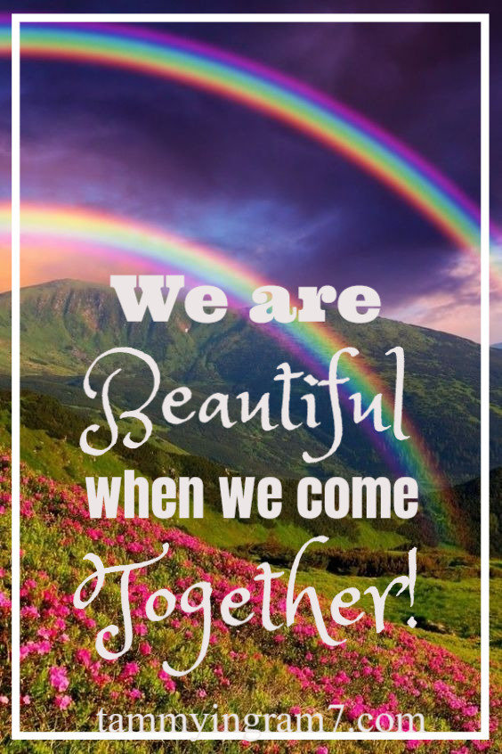 Blameless Beautiful When We Come Together