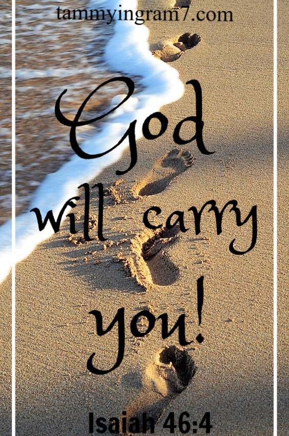Blameless Isaiah 46.4