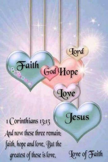 Blameless 1 Corinthians 13.13