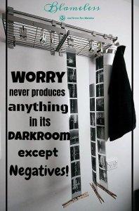Blameless Darkroom Negatives