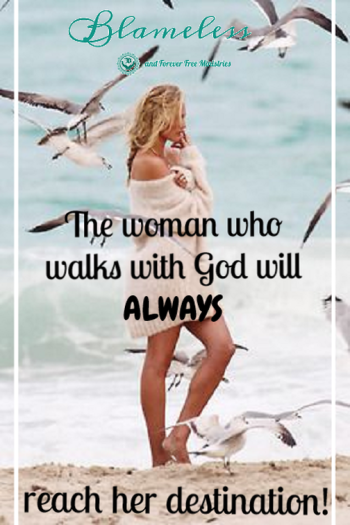 Blameless Woman Who Walks With The Lord 2