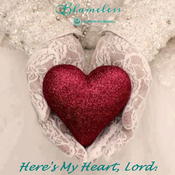 Blameless Heres My Heart Lord 3.1