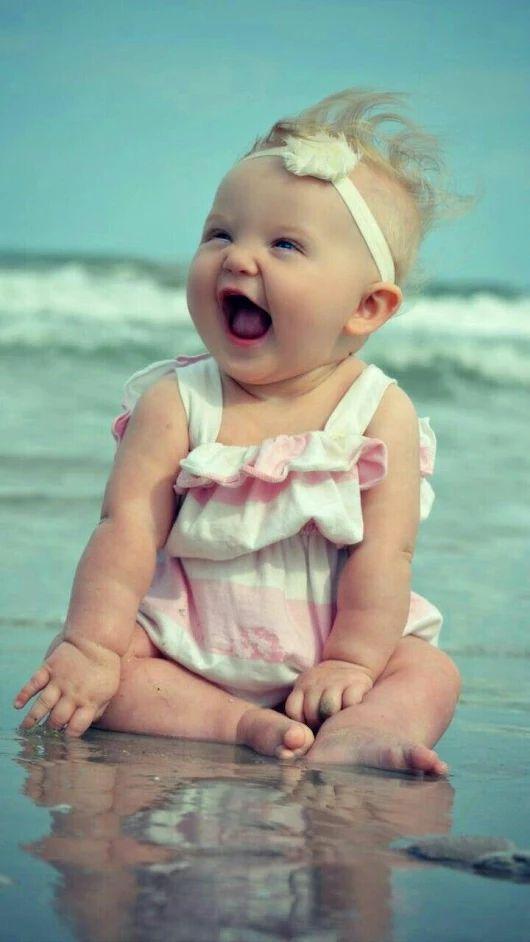 Blameless Baby Smile