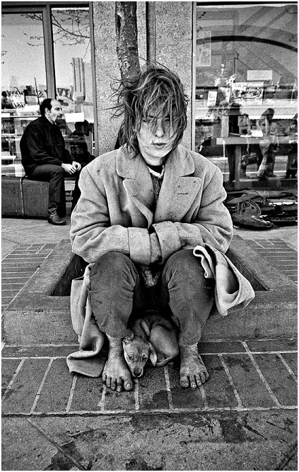 Blameless Homeless 3