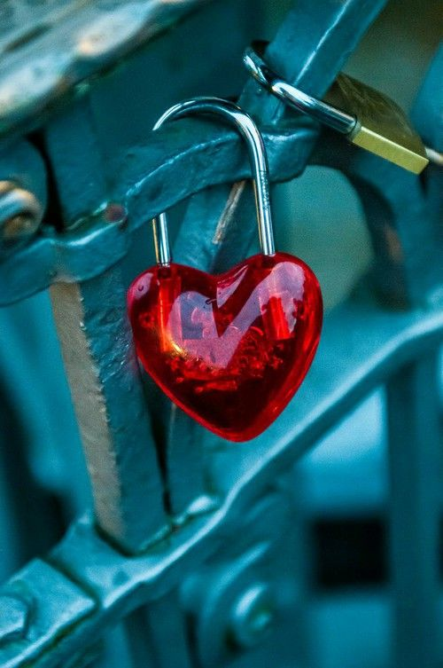 Blameless Locked Up Heart