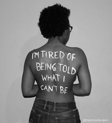 Blameless Tired Of Being Told