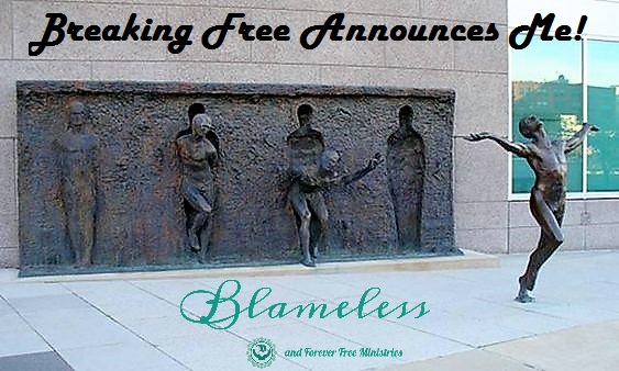 Blameless Breaking Free Announces Me