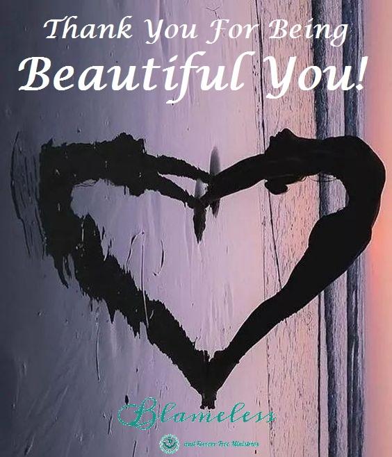 Blameless Beautiful You