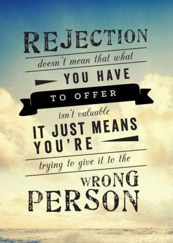 Blameless Rejection
