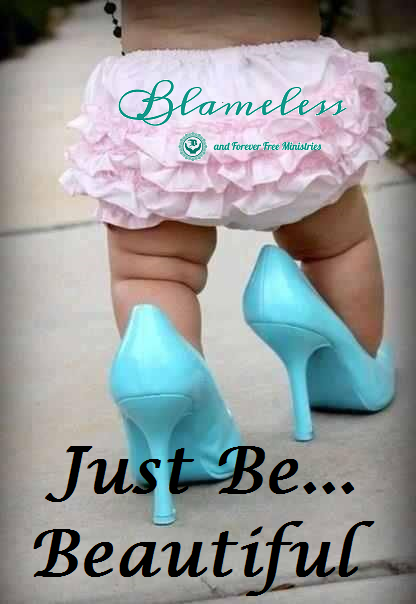 Blameless I Am Beautiful 1