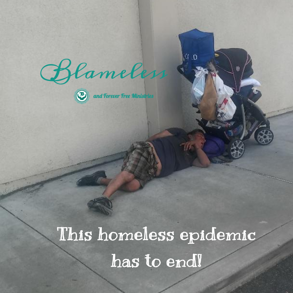 Blameless Homeless Rite-Aid