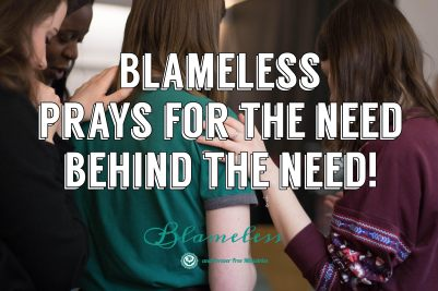 Blameless Need Behind Need