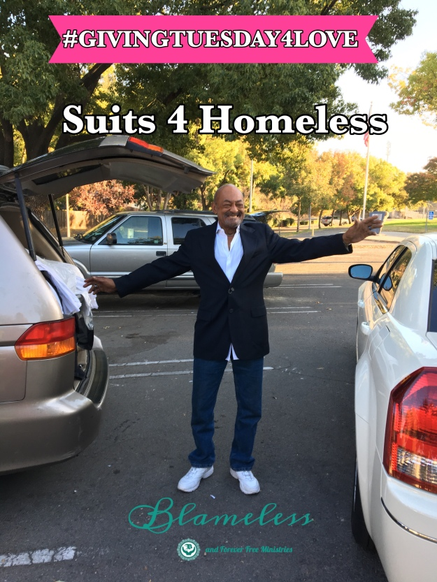 Suitts 4 Homeless people