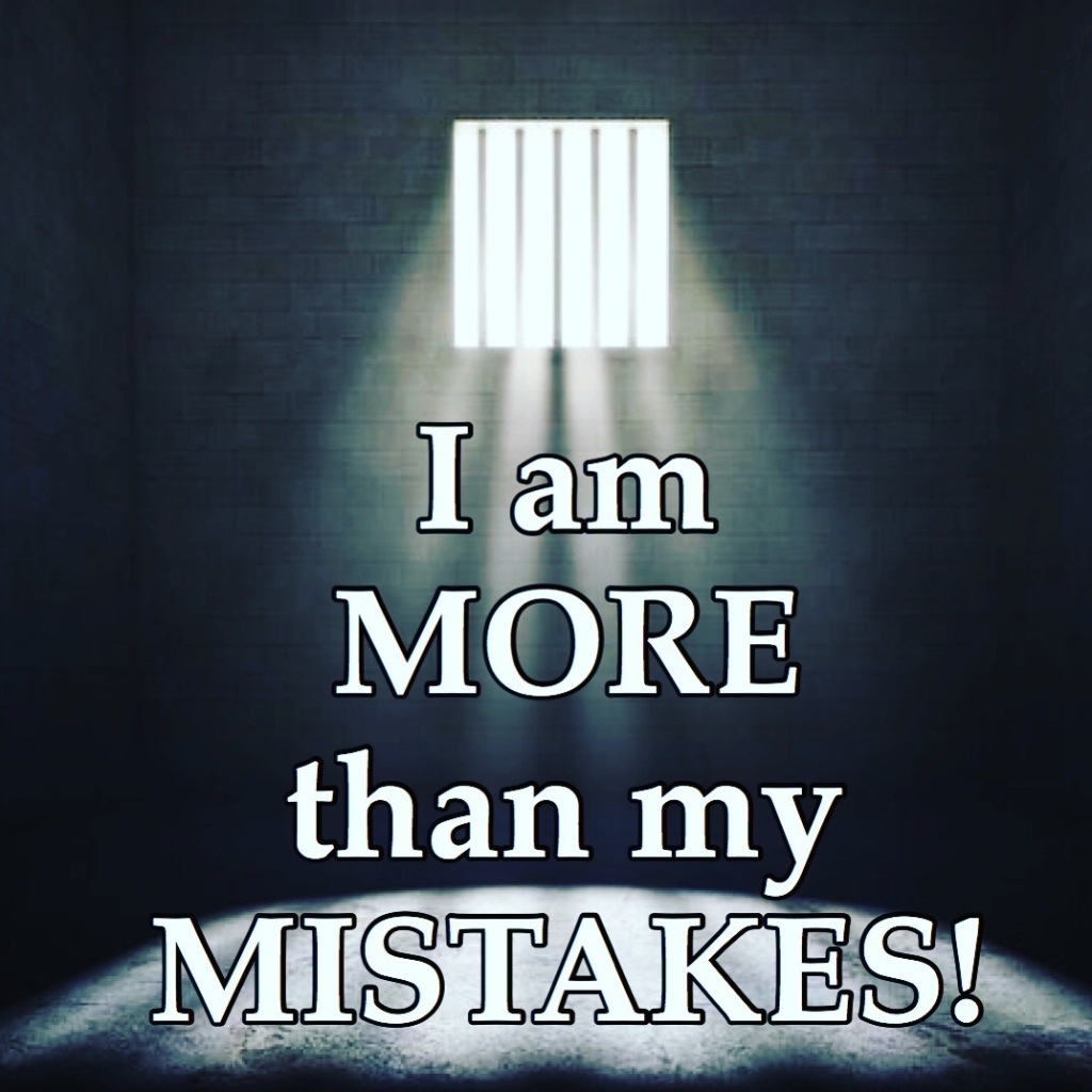 Blameless and Forever Free Ministries understands returning citizens, I am more than my mistakes.