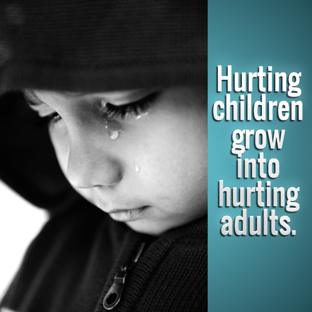 Blameless and Forever Free Ministries believes  that hurting children become hurting adults  causing trauma and I healed pain that affects others.