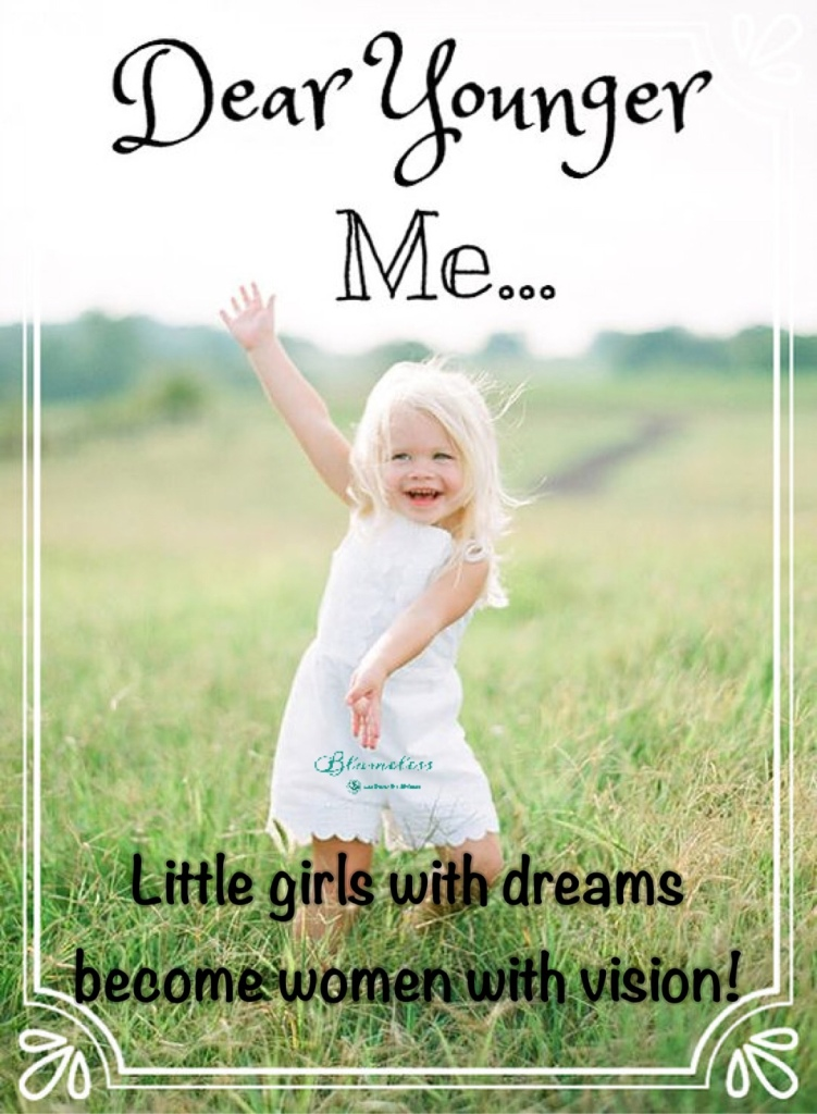 Blameless and Forever Free Ministries and Chaplain Tammy believe little girls with dreams become women with vision!